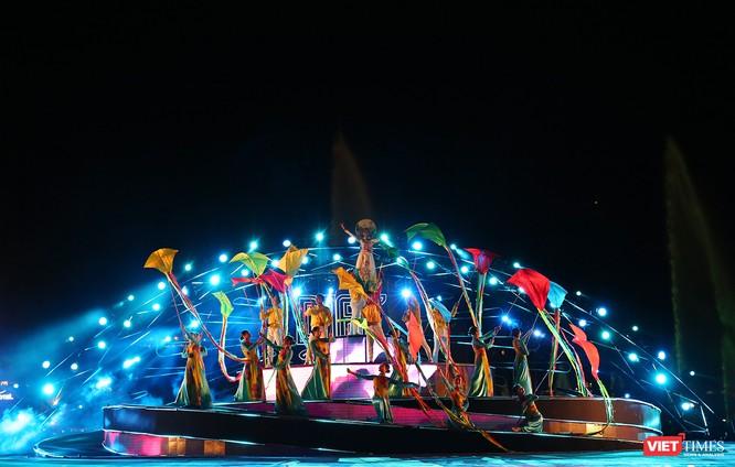 Đội Ý vô địch Lễ hội pháo hoa Đà Nẵng 2018 ảnh 1