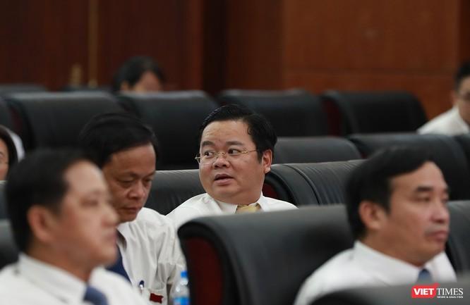 Những khoảnh khắc phiên bầu nhân sự chủ chốt của thành phố Đà Nẵng ảnh 15