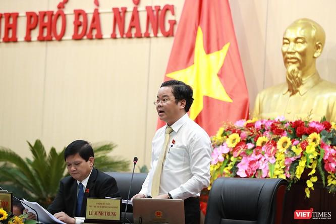 Những khoảnh khắc phiên bầu nhân sự chủ chốt của thành phố Đà Nẵng ảnh 18