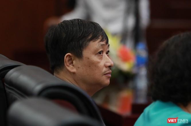 Những khoảnh khắc phiên bầu nhân sự chủ chốt của thành phố Đà Nẵng ảnh 22