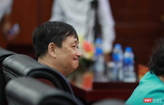 Những khoảnh khắc phiên bầu nhân sự chủ chốt của thành phố Đà Nẵng ảnh 25