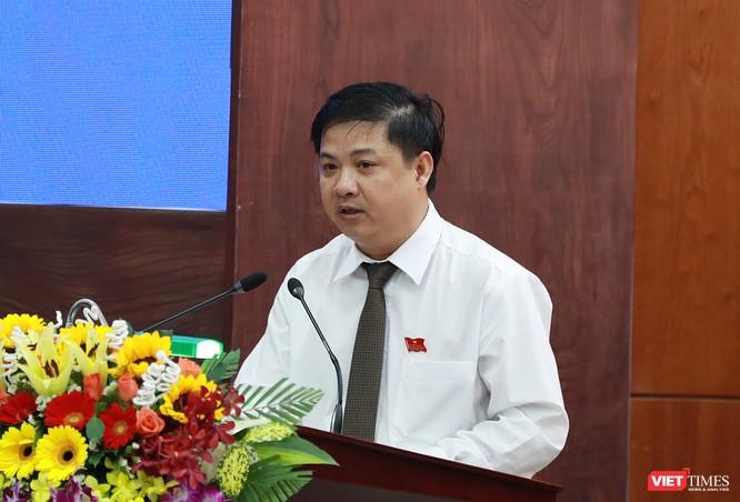 Những khoảnh khắc phiên bầu nhân sự chủ chốt của thành phố Đà Nẵng ảnh 27