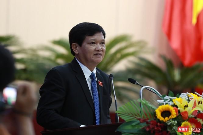 Những khoảnh khắc phiên bầu nhân sự chủ chốt của thành phố Đà Nẵng ảnh 34