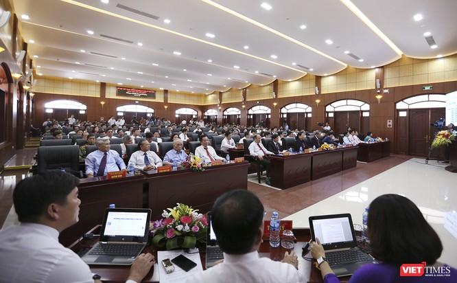 Ổn định xong nhân sự, HĐND Đà Nẵng bàn chuyện nâng tầm thành phố ảnh 1