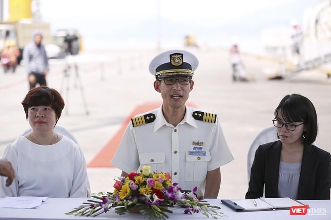 Tàu bảo vệ bờ biển Nhật Bản thăm Đà Nẵng ảnh 10
