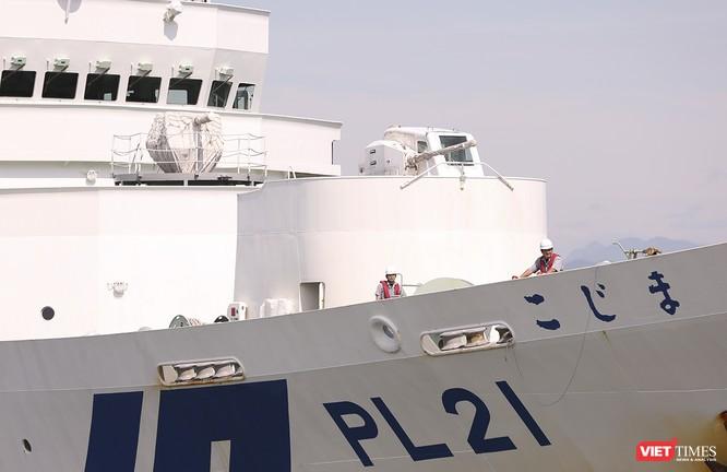 Tàu bảo vệ bờ biển Nhật Bản thăm Đà Nẵng ảnh 11