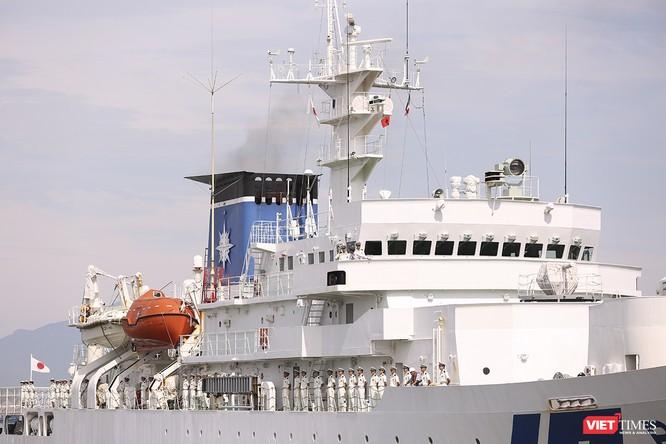 Tàu bảo vệ bờ biển Nhật Bản thăm Đà Nẵng ảnh 12