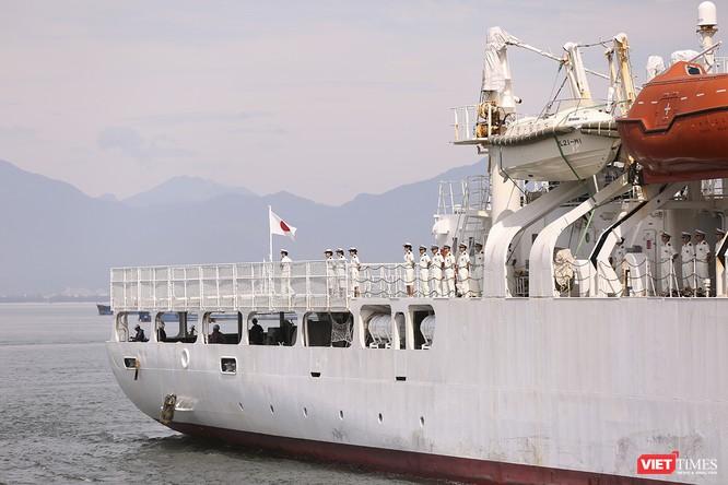 Tàu bảo vệ bờ biển Nhật Bản thăm Đà Nẵng ảnh 13