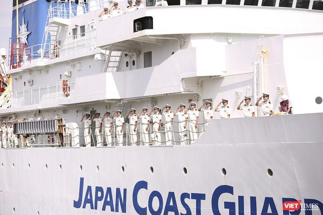 Tàu bảo vệ bờ biển Nhật Bản thăm Đà Nẵng ảnh 14