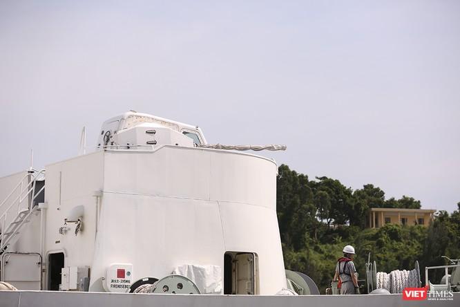 Tàu bảo vệ bờ biển Nhật Bản thăm Đà Nẵng ảnh 16