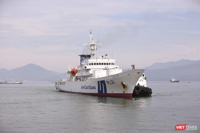 Tàu bảo vệ bờ biển Nhật Bản thăm Đà Nẵng ảnh 2