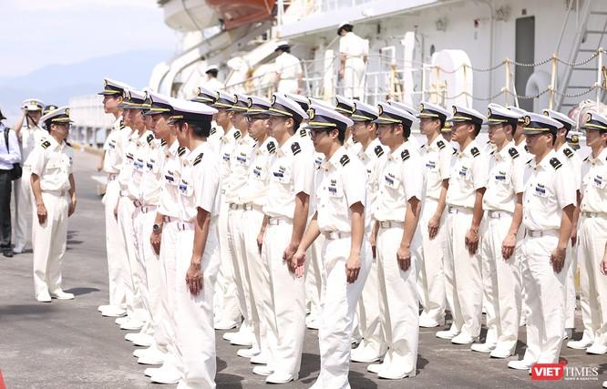 Tàu bảo vệ bờ biển Nhật Bản thăm Đà Nẵng ảnh 18