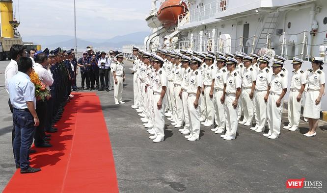 Tàu bảo vệ bờ biển Nhật Bản thăm Đà Nẵng ảnh 19