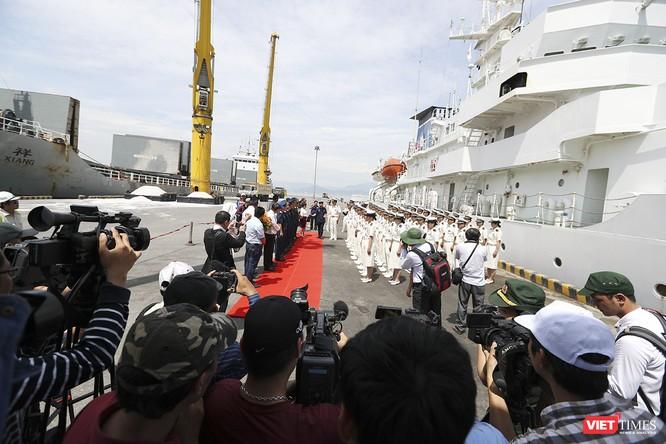 Tàu bảo vệ bờ biển Nhật Bản thăm Đà Nẵng ảnh 20
