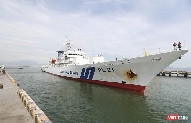 Tàu bảo vệ bờ biển Nhật Bản thăm Đà Nẵng ảnh 3