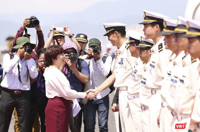 Tàu bảo vệ bờ biển Nhật Bản thăm Đà Nẵng ảnh 5
