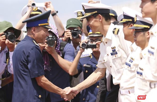 Tàu bảo vệ bờ biển Nhật Bản thăm Đà Nẵng ảnh 6
