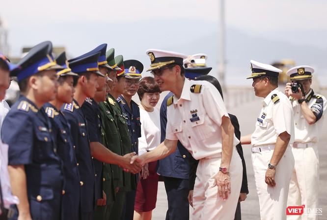 Tàu bảo vệ bờ biển Nhật Bản thăm Đà Nẵng ảnh 8