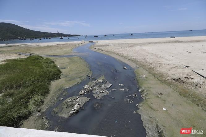 """Bãi biển Đà Nẵng """"ngộ độc"""" nước thải thế nào - Kỳ 1 ảnh 2"""