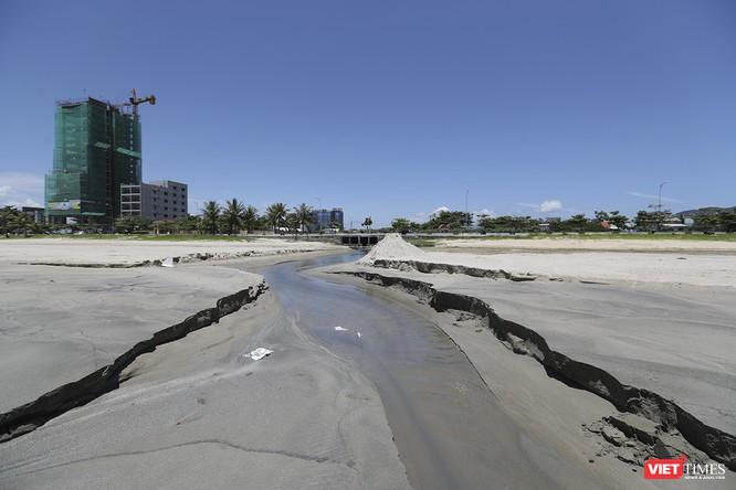 """Bãi biển Đà Nẵng """"ngộ độc"""" nước thải thế nào - Kỳ 1 ảnh 4"""