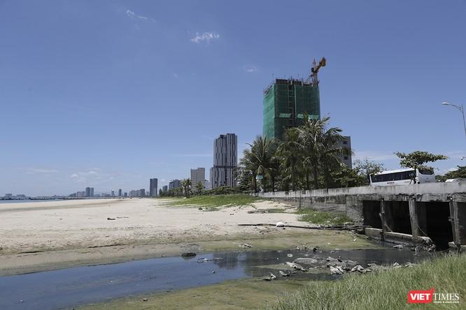 """Bãi biển Đà Nẵng """"ngộ độc"""" nước thải thế nào - Kỳ 1 ảnh 6"""