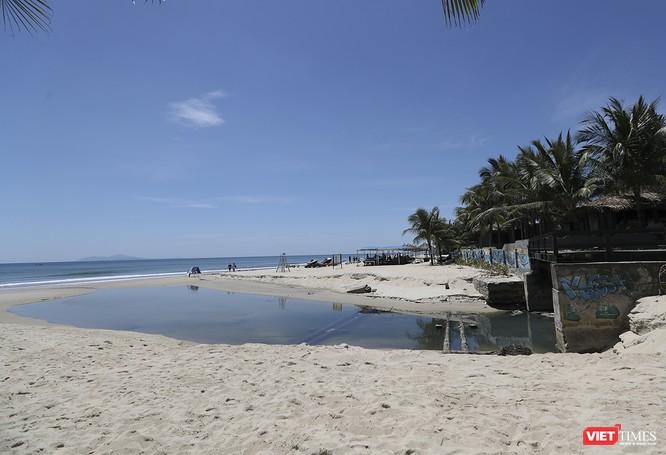 """Bãi biển Đà Nẵng """"ngộ độc"""" nước thải thế nào - Kỳ 1 ảnh 9"""