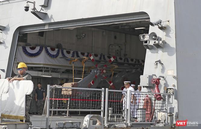 Khu trục hạm Hải quân Hàn Quốc thăm chính thức Đà Nẵng được trang bị vũ khí khủng gì? ảnh 17
