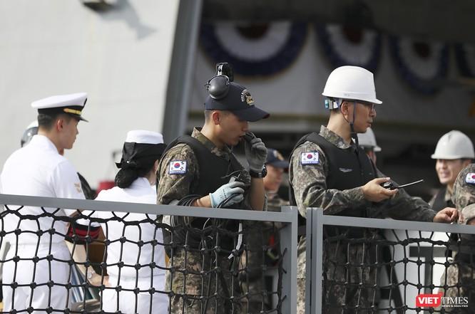 Khu trục hạm Hải quân Hàn Quốc thăm chính thức Đà Nẵng được trang bị vũ khí khủng gì? ảnh 19