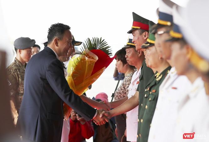Khu trục hạm Hải quân Hàn Quốc thăm chính thức Đà Nẵng được trang bị vũ khí khủng gì? ảnh 24