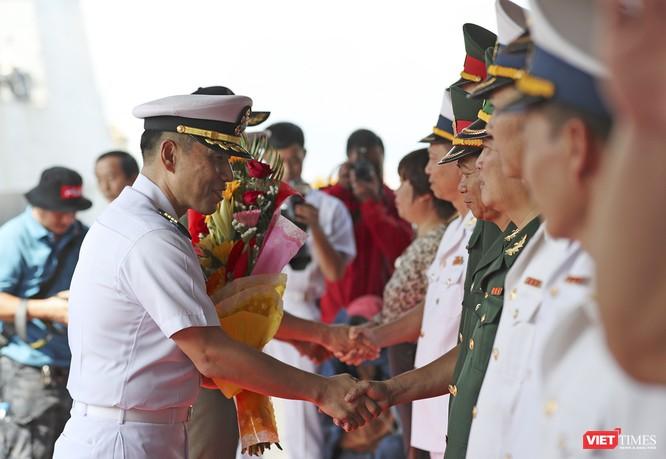 Khu trục hạm Hải quân Hàn Quốc thăm chính thức Đà Nẵng được trang bị vũ khí khủng gì? ảnh 25