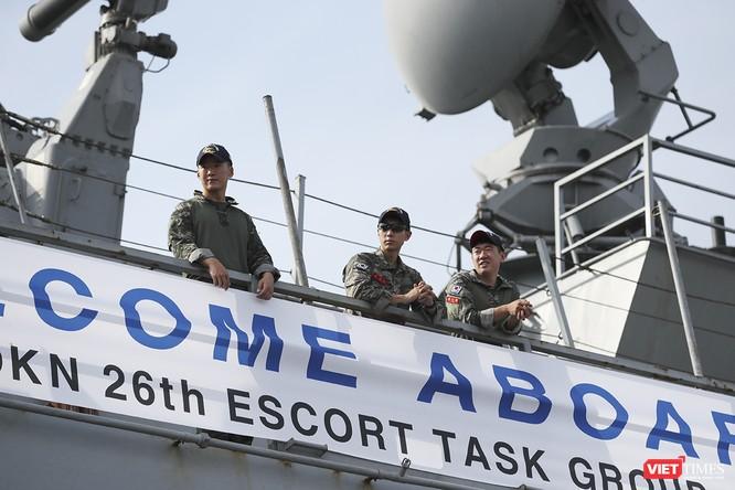 Khu trục hạm Hải quân Hàn Quốc thăm chính thức Đà Nẵng được trang bị vũ khí khủng gì? ảnh 7