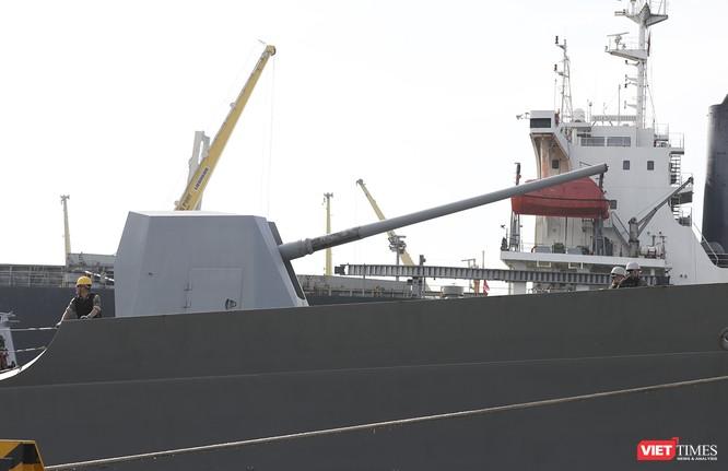 Khu trục hạm Hải quân Hàn Quốc thăm chính thức Đà Nẵng được trang bị vũ khí khủng gì? ảnh 9