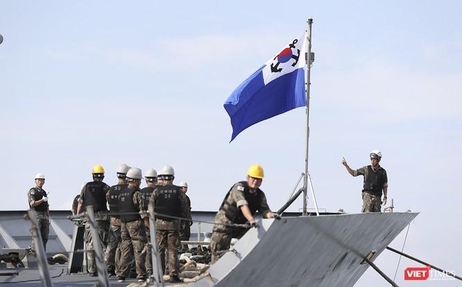 Khu trục hạm Hải quân Hàn Quốc thăm chính thức Đà Nẵng được trang bị vũ khí khủng gì? ảnh 6