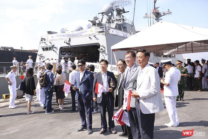 Khu trục hạm Hải quân Hàn Quốc thăm chính thức Đà Nẵng được trang bị vũ khí khủng gì? ảnh 27