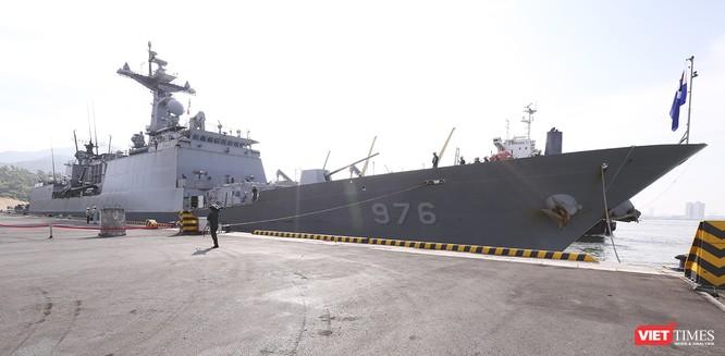 Khu trục hạm Hải quân Hàn Quốc thăm chính thức Đà Nẵng được trang bị vũ khí khủng gì? ảnh 3