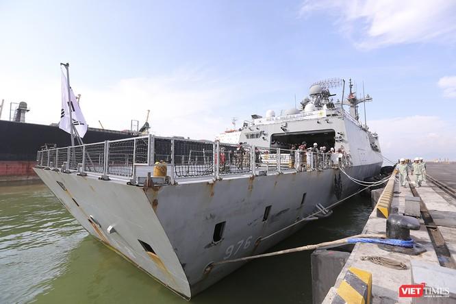 Khu trục hạm Hải quân Hàn Quốc thăm chính thức Đà Nẵng được trang bị vũ khí khủng gì? ảnh 5