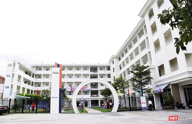 Đà Nẵng khai trương Hệ thống giáo dục liên cấp quốc tế Sakura–Olympia ảnh 1