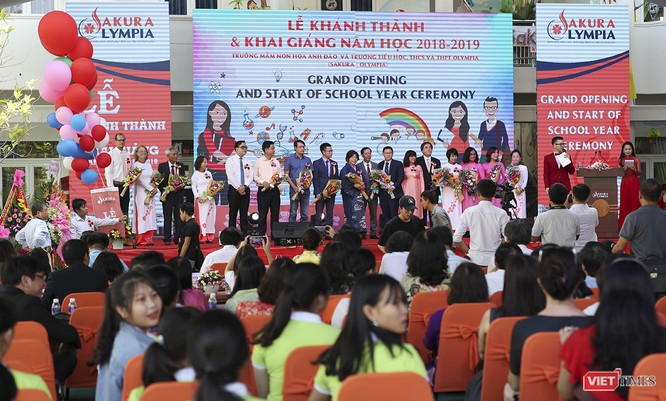 Đà Nẵng khai trương Hệ thống giáo dục liên cấp quốc tế Sakura–Olympia ảnh 2