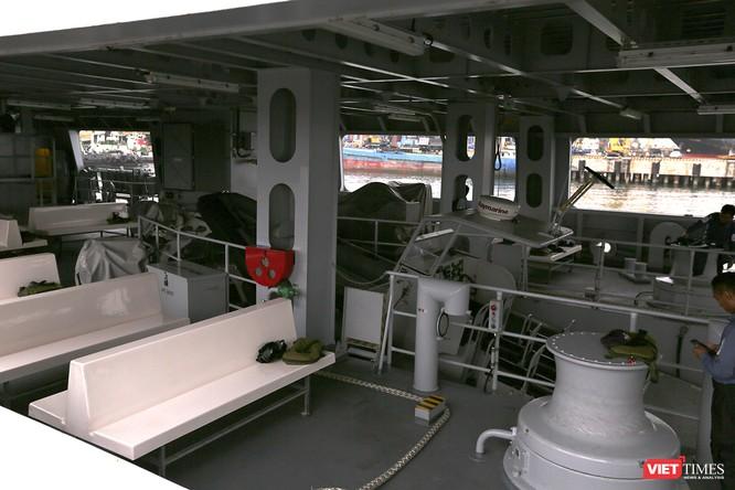 Tham gia tập trận, tàu tuần tra Hải quân Brunei đến thăm Đà Nẵng ảnh 9