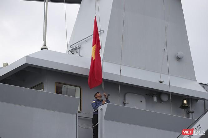 Tham gia tập trận, tàu tuần tra Hải quân Brunei đến thăm Đà Nẵng ảnh 4