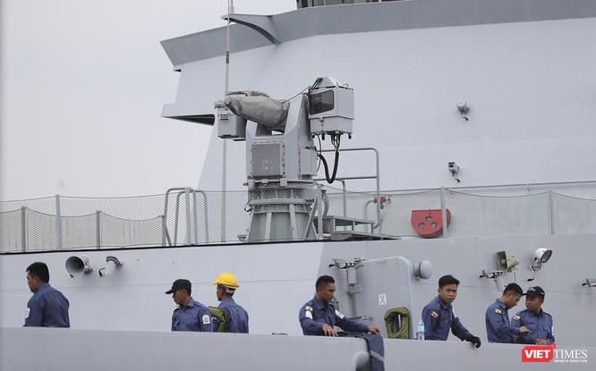 Tham gia tập trận, tàu tuần tra Hải quân Brunei đến thăm Đà Nẵng ảnh 10