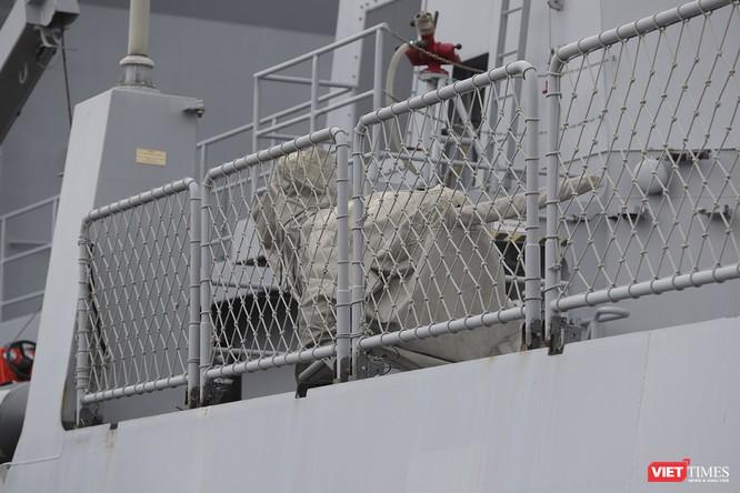 Tham gia tập trận, tàu tuần tra Hải quân Brunei đến thăm Đà Nẵng ảnh 11