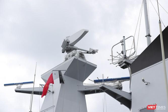Tham gia tập trận, tàu tuần tra Hải quân Brunei đến thăm Đà Nẵng ảnh 12