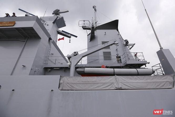 Tham gia tập trận, tàu tuần tra Hải quân Brunei đến thăm Đà Nẵng ảnh 5