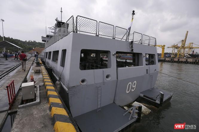 Tham gia tập trận, tàu tuần tra Hải quân Brunei đến thăm Đà Nẵng ảnh 7