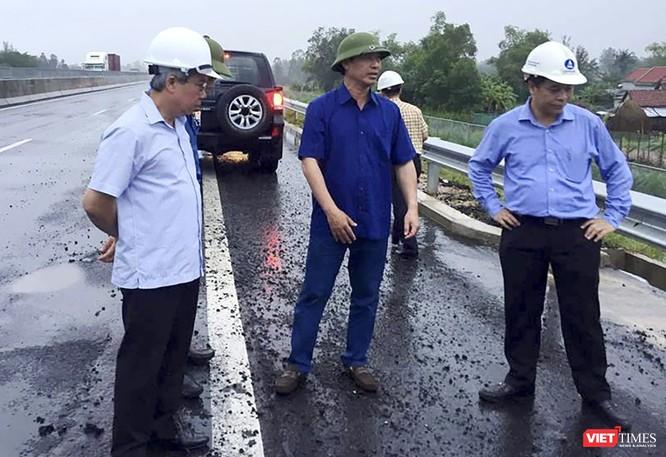 """""""Cao tốc 34.000 tỷ mới làm đã hỏng"""": Phó Thủ tướng yêu cầu làm rõ trách nhiệm, xử lý nghiêm ảnh 1"""