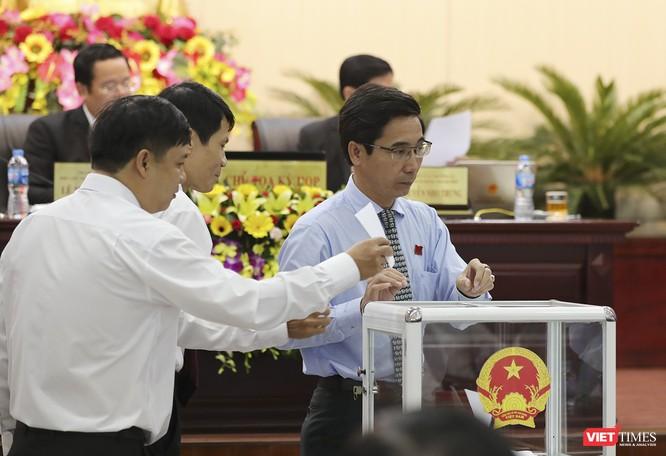 Họp bất thường, HĐND Đà Nẵng kiện toàn bộ máy lãnh đạo: PGĐ Sở Du lịch thành tân Trưởng Ban Kinh tế - Ngân sách ảnh 1