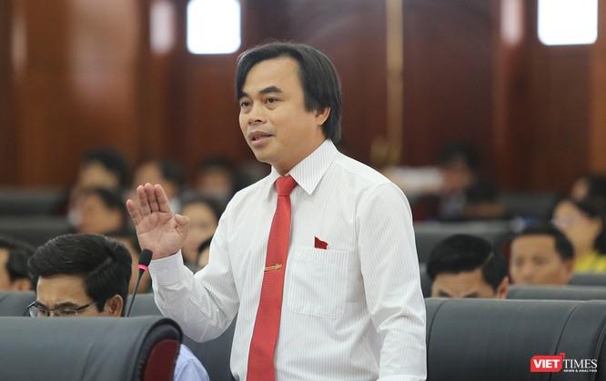"""Trưởng Ban tổ chức Thành ủy Đà Nẵng lên tiếng về chuyện bổ nhiệm """"thần tốc"""" Giám đốc Sở TNMT Tô Văn Hùng ảnh 1"""