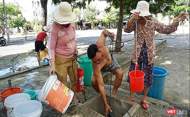 """Nguồn nước vẫn đảm bảo, """"giải pháp vận hành của nhà máy"""" mới là lý do khiến Đà Nẵng thiếu nước vì nhiễm mặn! ảnh 1"""
