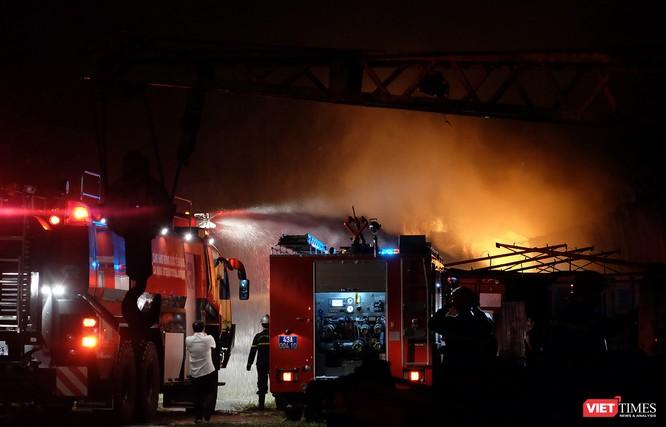 Đà Nẵng: Cháy lớn ở KCN Hòa Cầm ảnh 1
